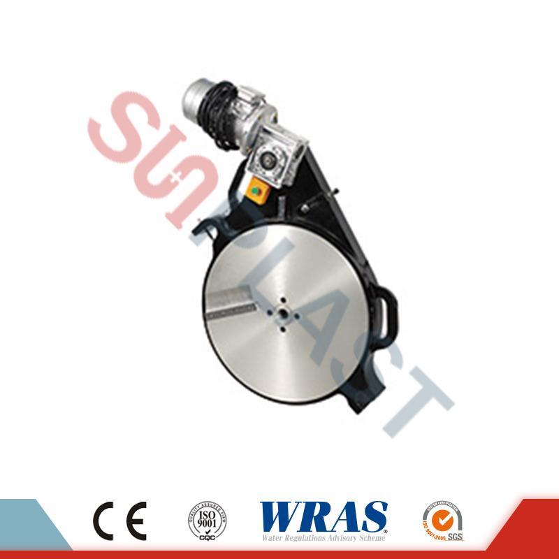 HDPE құбырлар үшін 160-315мм гидравликалық фитингті дәнекерлеу машинасы