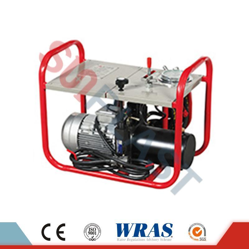 HDPE құбыр үшін 63-160мм гидравликалық фитингті дәнекерлеу машинасы