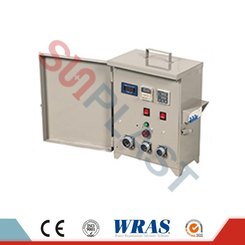 HDPE құбырлар үшін 630-800мм гидравликалық фитингті дәнекерлеу машинасы