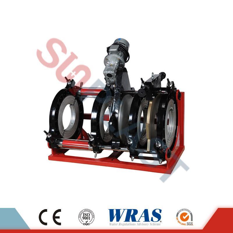 HDPE құбырлар үшін 800-1200мм гидравликалық фитингті дәнекерлеу машинасы