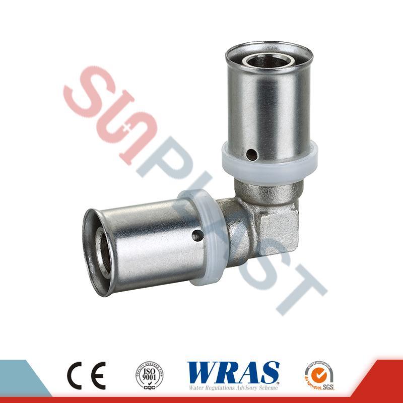 PEX-AL-PEX көп қабатты құбыр үшін серіппелі арматуралық фитингтер