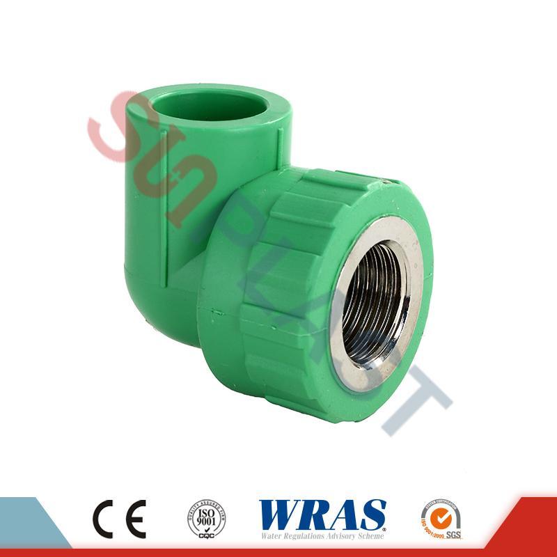 DIN8077 PPR Әйелдер локтері